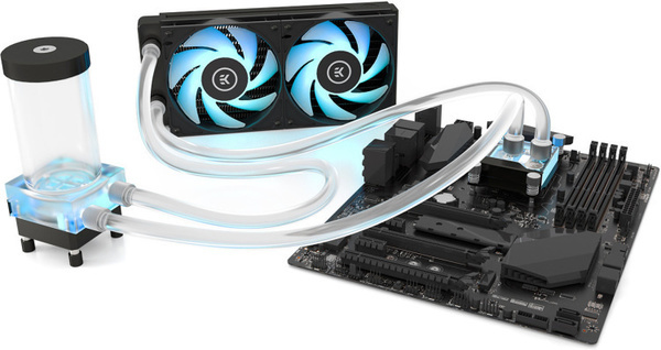 EK Waterblocks EK-KIT Classic RGB S240 240mm