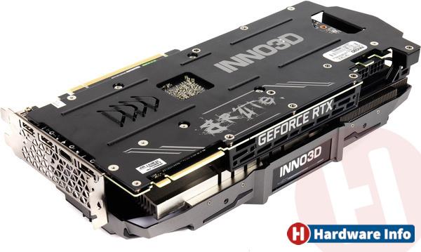 Inno3D GeForce RTX 2070 Super Gaming OC X2 8GB