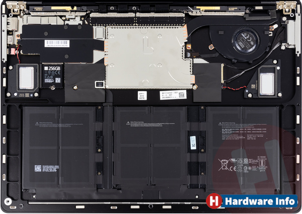 "Microsoft Surface Laptop 3 Ryzen 5 3580U (15"", 8GB, 256GB SSD)"