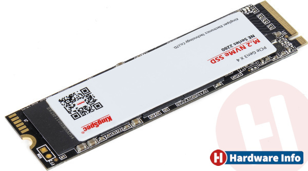 KingSpec NE-512 NVMe SSD 512GB