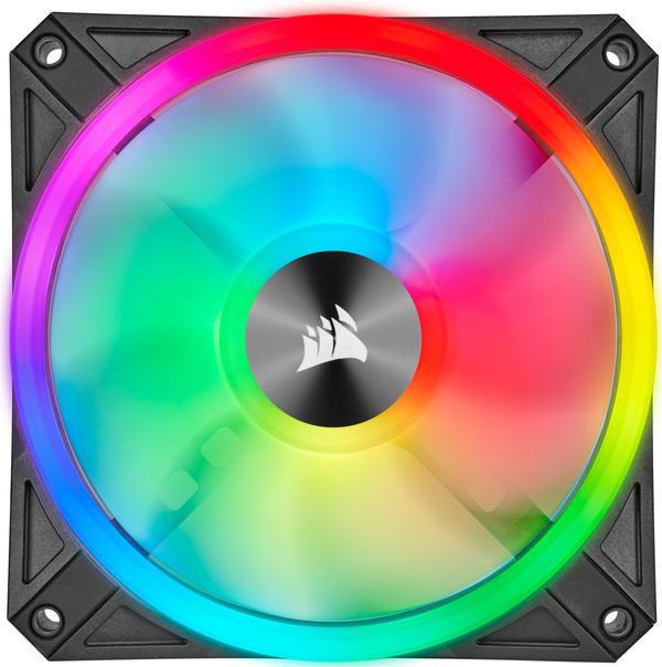 Corsair iCUE QL120 RGB 120mm PWM