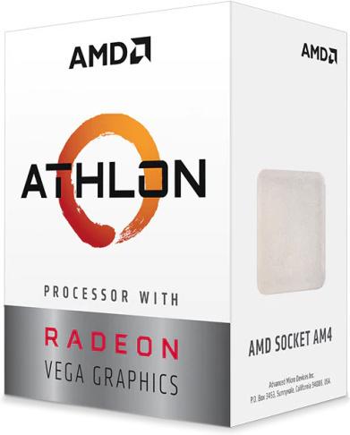 AMD Athlon 3000G Boxed