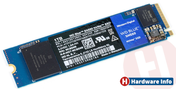 Western Digital Blue SN550 1TB