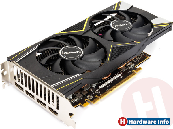 ASRock Radeon RX 5500 XT Challenger OC 8GB