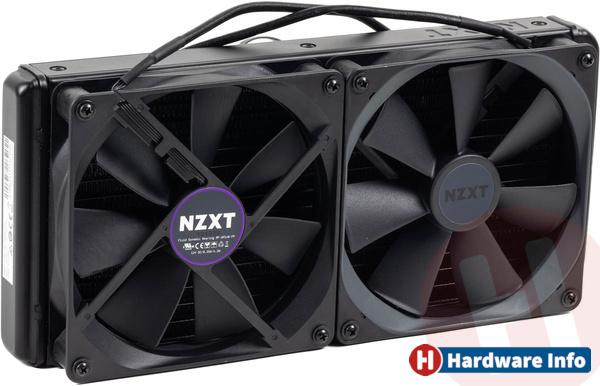 NZXT Kraken X63 RGB 280 Black