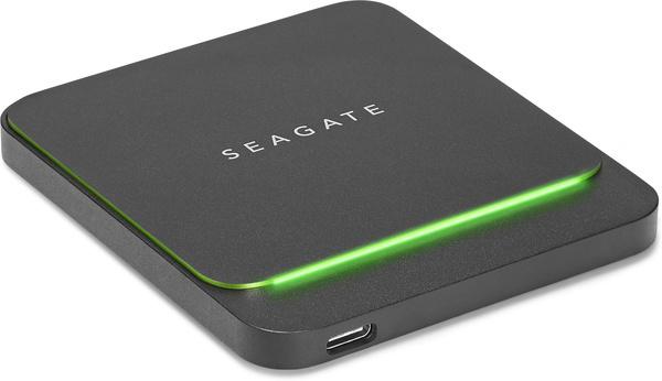 Seagate BarraCuda Fast SSD 1TB Black