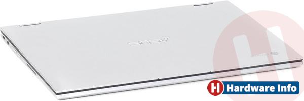 Asus Chromebook Flip C436FA-E10006 Transparent Silver