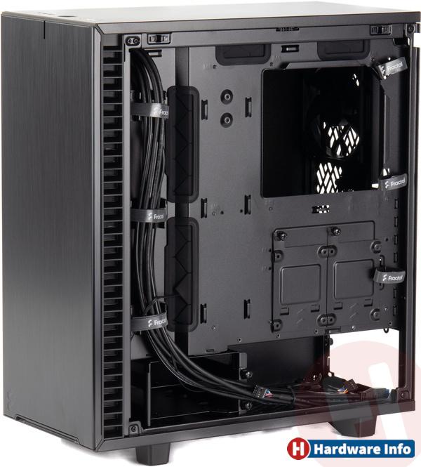 Fractal Design Define 7 Compact Solid Black